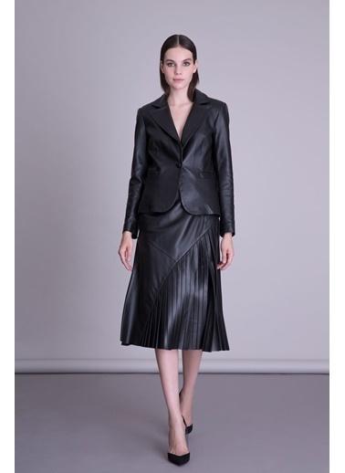 GIZIA Ceket Siyah